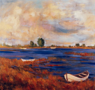 Autumn Shores1 30 X 30