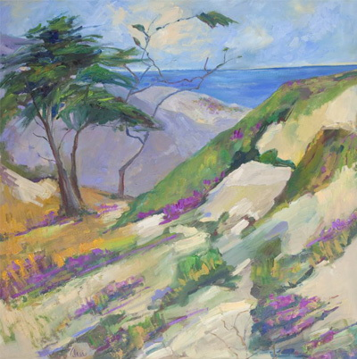 Carmel By The Sea 36x36