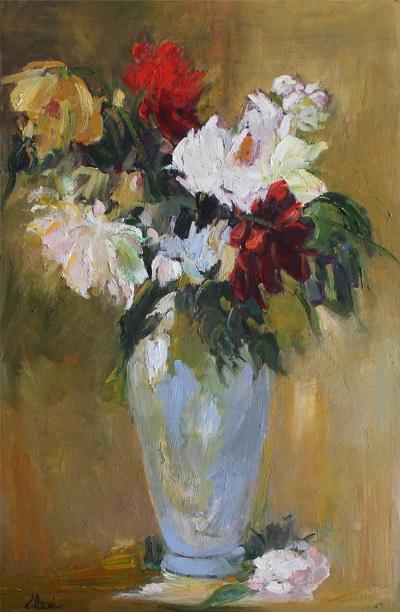 Flowerpower 19x28