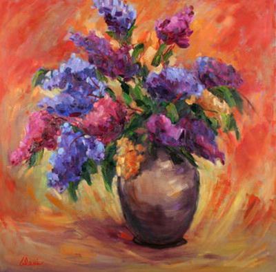 Passionate Lilacs 30x30