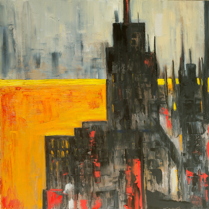 The City That Never Sleeps1 24x24