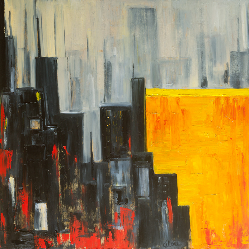The City That Never Sleeps2 24x24